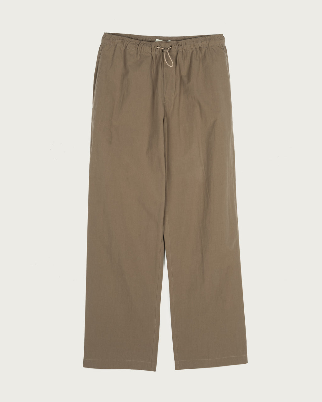 Slack Pants - Light Olive