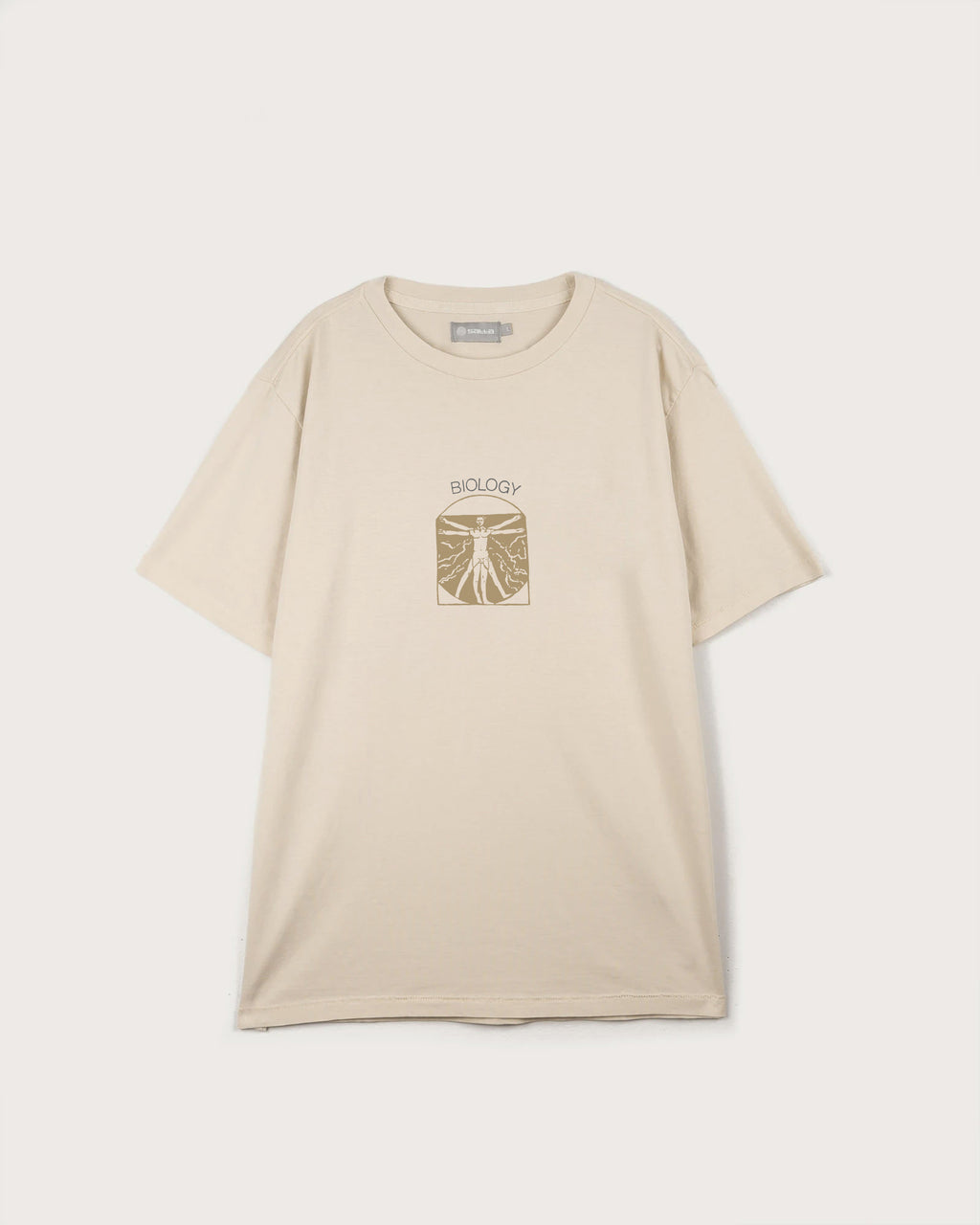 Biology Tee - Calico - SATTA