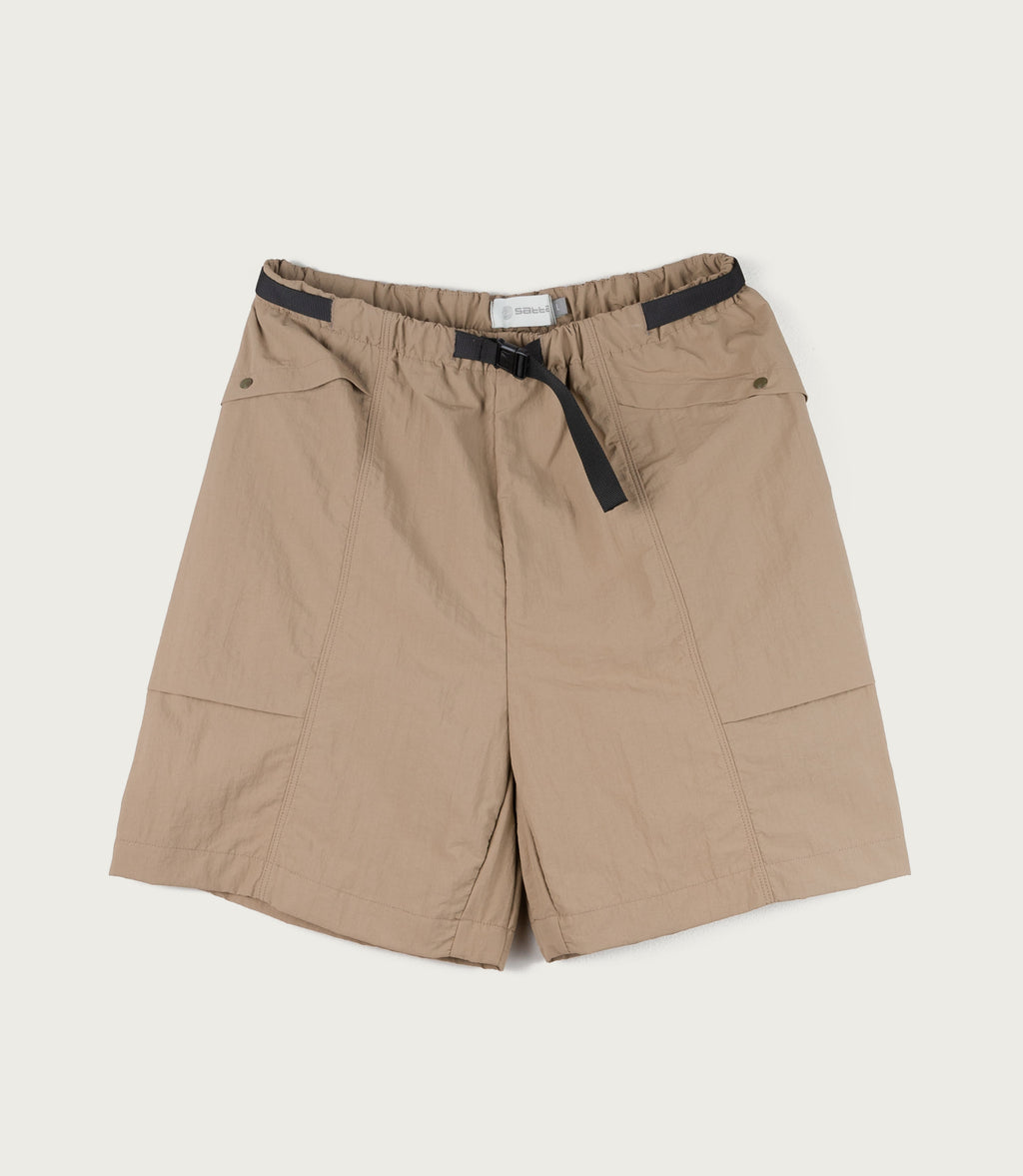 Satta Rambler Shorts - Dusty Brown | SATTA