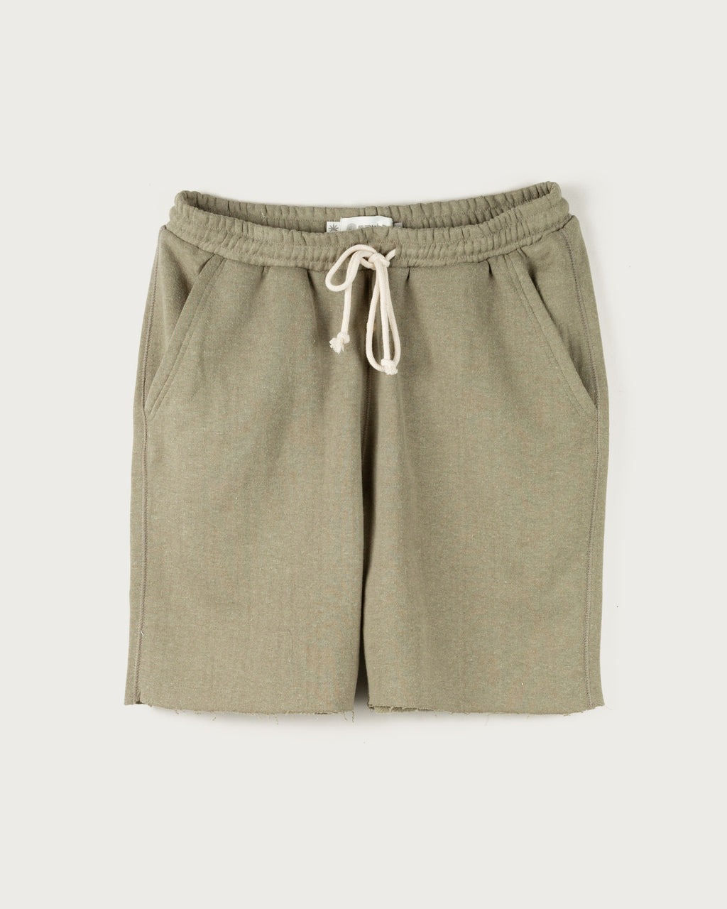 Satta Raw Hemp Shorts - Olive | SATTA