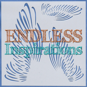Endless Inspirations Original Stencil, 6 x 6 Inch, Left Wing, Right Wing - Redbird Inspirations