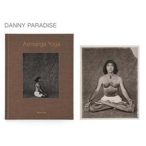 Danny Paradise Limited Edition Ashtanga Yoga Book