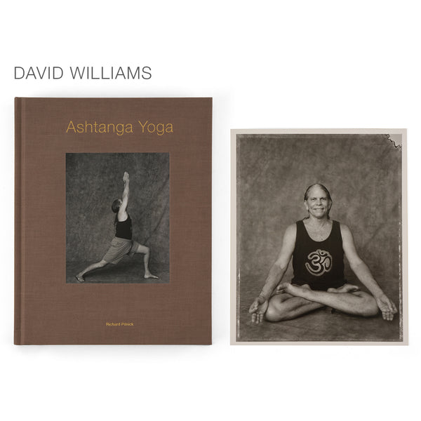 David Williams Limited Edition Ashtanga Yoga Book