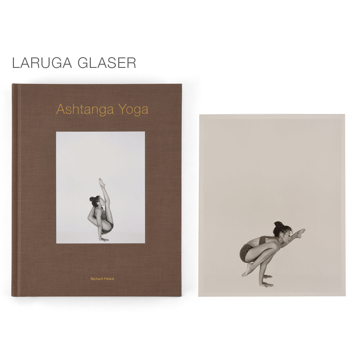 Laruga Glaser Limited Edition Ashtanga Yoga Book