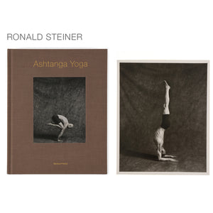 Dr Ronald Steiner Limited Edition Ashtanga Yoga Book