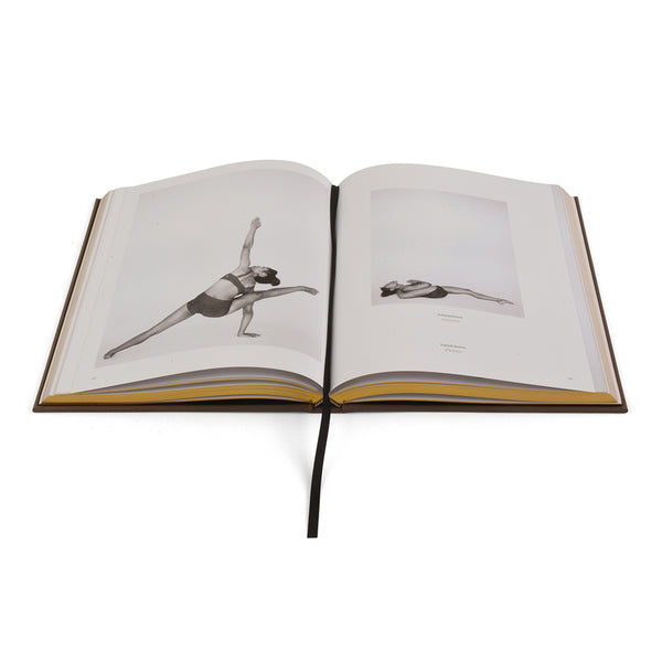 Gingi Lee Limited Edition Ashtanga Yoga Book