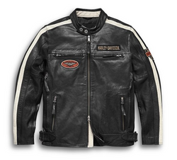 Harley Davidson Men's Command Leather Jacket