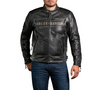 Harley Davidson Men's Passing Link Triple Vent Leather Jacket