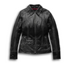 Harley Davidson Women's Intrepidity Leather Jacket