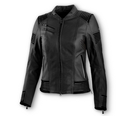 Women's Motopolis Leather Jacket