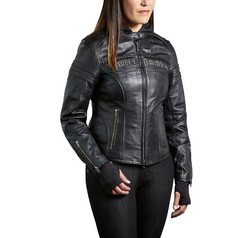 Women's Miss Enthusiast 3-in-1 Leather Jacket