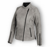 Women's Citified Leather Jacket