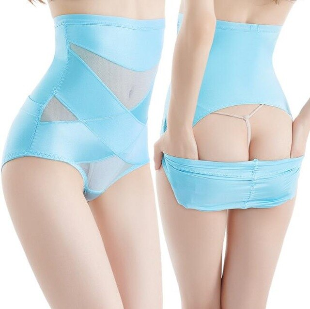 Slimming pants women body shaper slimming underwear shapewear corrective underwear waist trainer butt lifter with tummy control