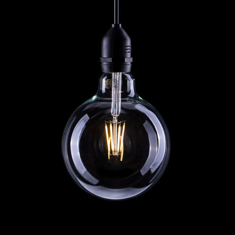 Prolite 240V 6W ES (E27) LED G125 Globe Filament Lamp