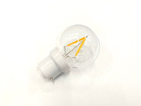 2W Warm White Shatterproof Led Festoon Bulb