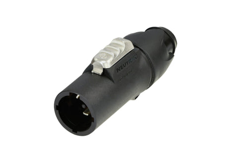 Neutrik powerCON TRUE1 TOP 16A Male Connector (NAC3MX-W-TOP)