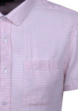 Load image into Gallery viewer, SHORT SLEEVE STRIPED SHIRT