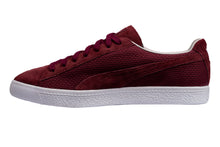 Load image into Gallery viewer, PUMA CLYDE SUEDE MADE IN JAPAN WINETASTING RED