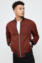 Load image into Gallery viewer, Nylon Dimple Blouson Jacket