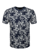 Load image into Gallery viewer, Floral Print T Shirt