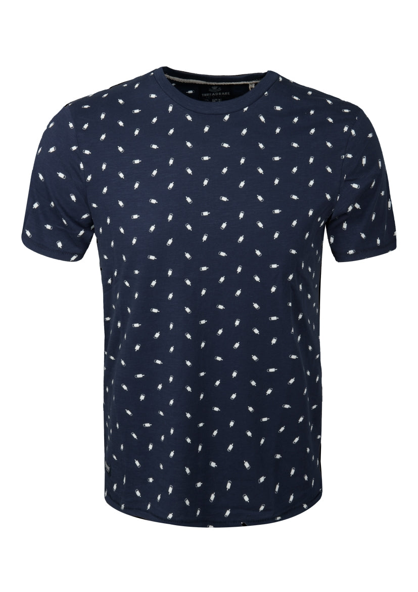 Lolli Pop Print T Shirt