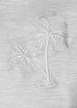 Load image into Gallery viewer, Slub T shirt with Palm Trees