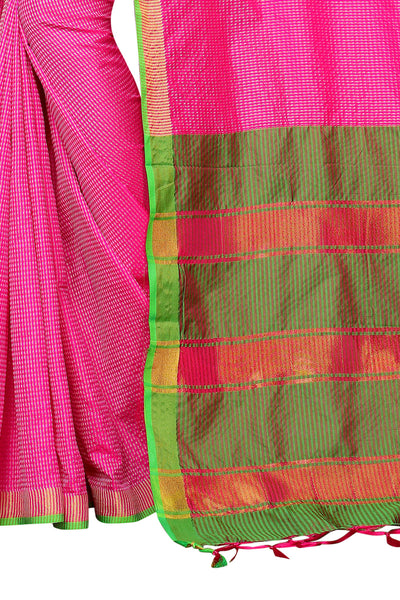 Ladies Acharya Silk Saree