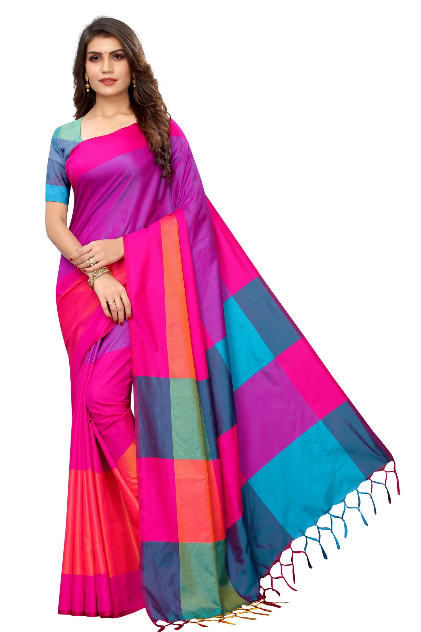 Ladies Sana Silk Saree