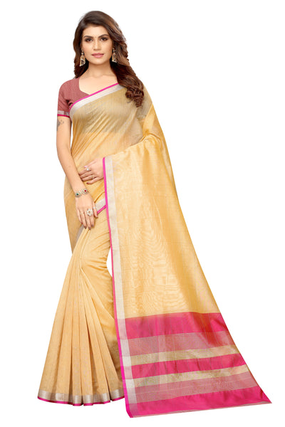 Ladies Resham Silk Saree, Length: 6.3 m
