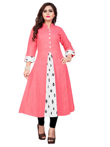 shop n discount - Plain khadi kurti Designs