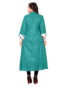 shop n discount - khadi Suit Neck Design