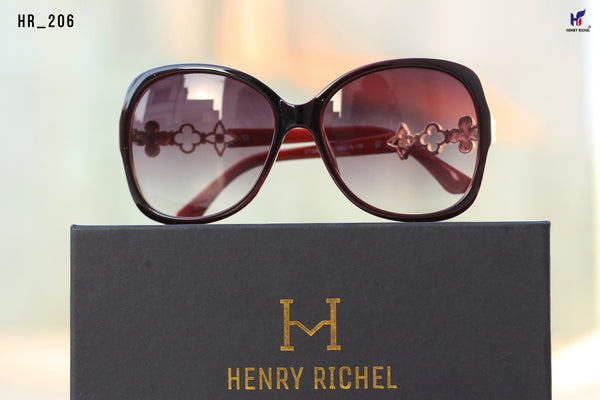Henry Richel  ( Black & Red )