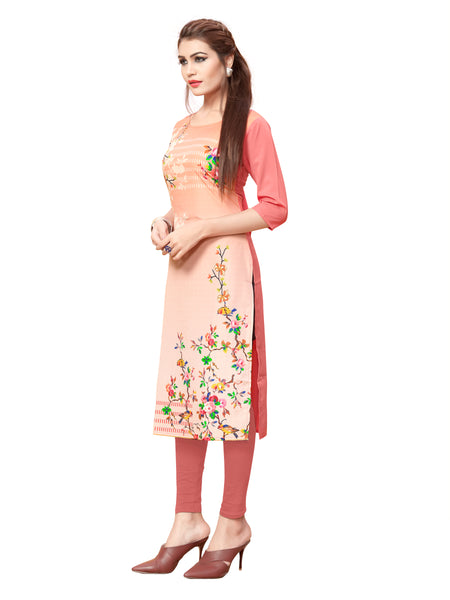 Shop N Discount - Latest Digital Printed Kurti Design