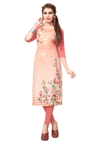 Latest Digital Printed Kurti Design