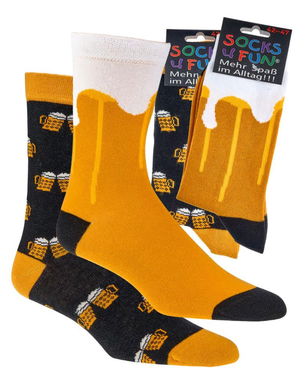 Biersocken Unisex Socks 4 Fun