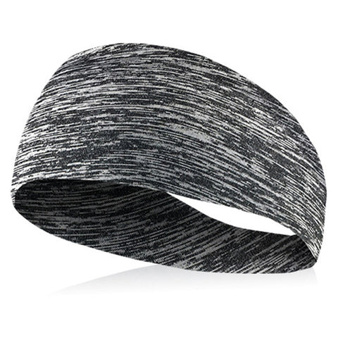 Image of Men Sweatband For Men and Women Yoga Hair Bands