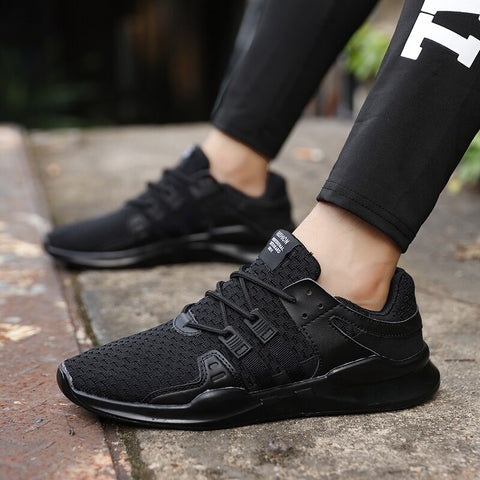 Image of Mesh Outdoor Training Sneakers Breathable Comfortable Baskets Homme Chaussure