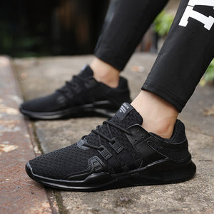 Mesh Outdoor Training Sneakers Breathable Comfortable Baskets Homme Chaussure
