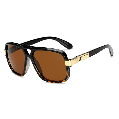 Image of Men Long Keeper Square Sunglasses
