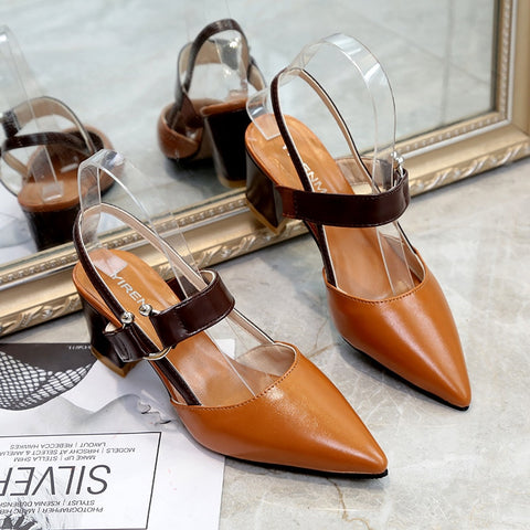 Image of High-end Pointed Shoes