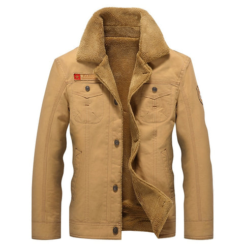 Image of Winter Air Force Jacket