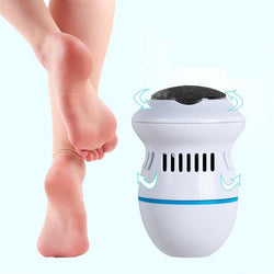 USB Charging Electric Foot Grinder Machine Exfoliating Dead Skin