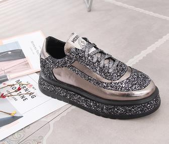 Diamond Women Slip Sneakers