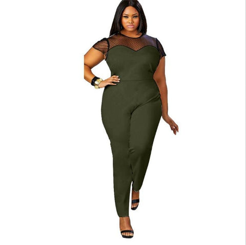 Image of Casual  Women Jumpsuit