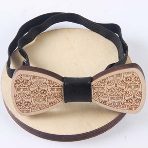 Wood Elegant Bow