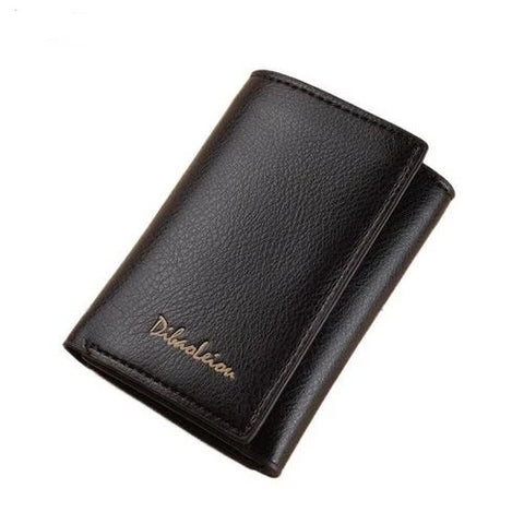 Image of Women Leather Coin Purse