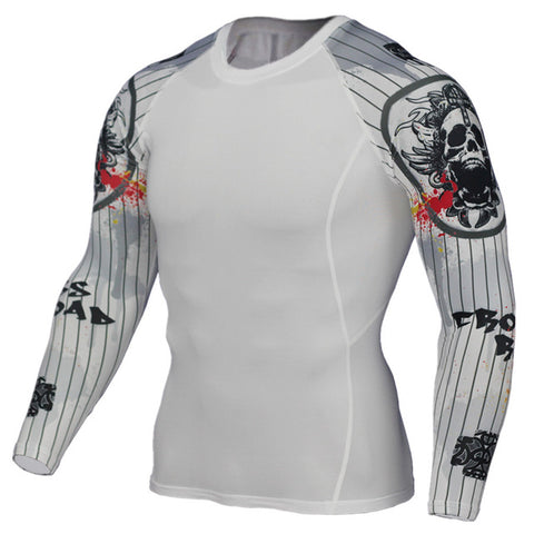 Image of Mens Compression Shirts