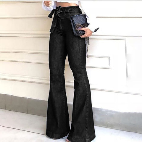 Image of Women's Jeans High Waist Denim