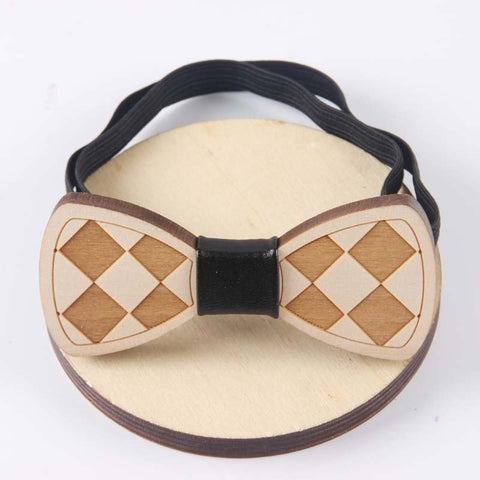 Image of Wood Elegant Bow