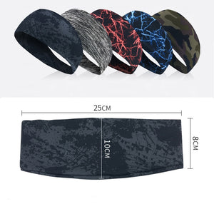 Men Sweatband For Men and Women Yoga Hair Bands